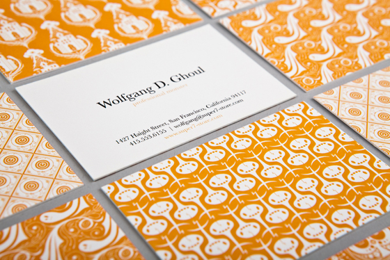 Super Business Cards Inspiration CardFaves - Moo business cards template