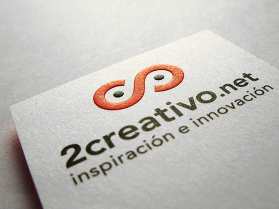 2creativo business card