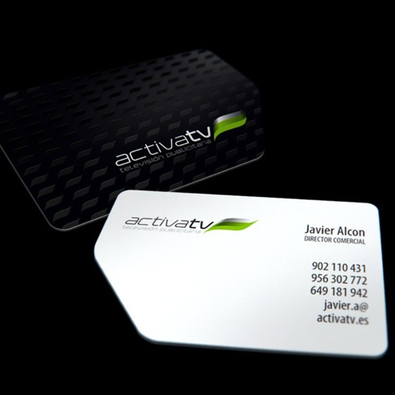 Activatv business cards