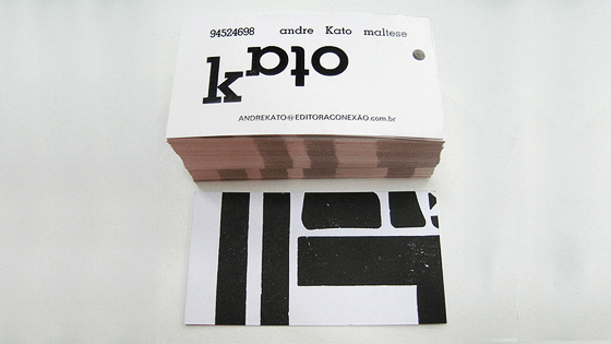 Kato business cards