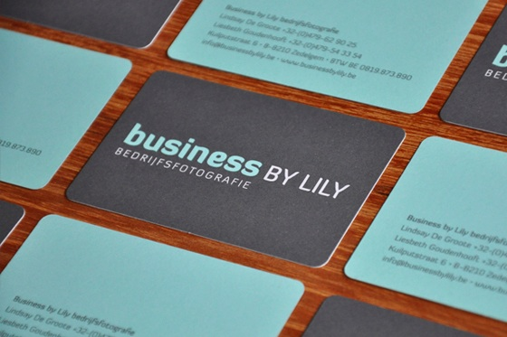 Business by Lily cards