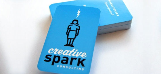 Fresh cards from Creative Spark