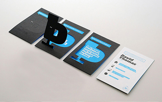 base one business cards - 3 D Business Card
