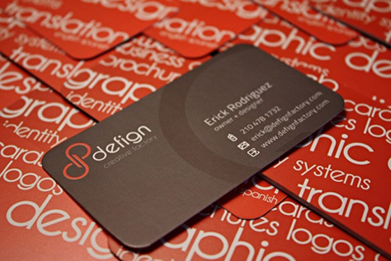 Defign business cards