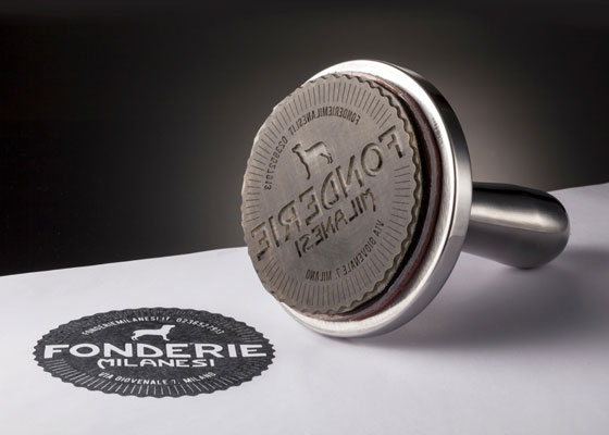 Fonderie Milanesi business card