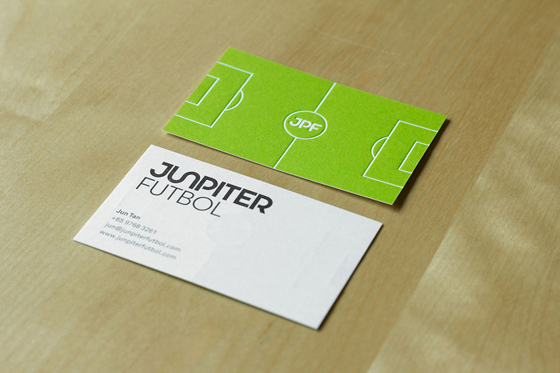 Junpiter business cards