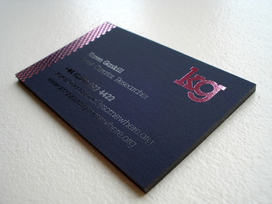Karen Gaskill business cards
