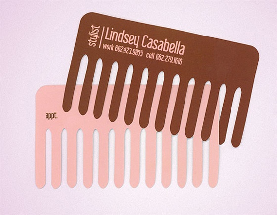 Lindsey Casabella business cards