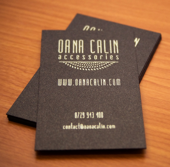 Oana Calin business cards