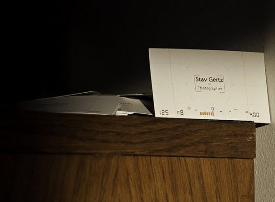 Stav Gertz business card