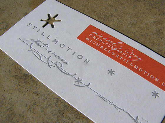 Stillmotion business card