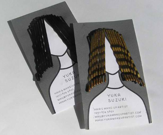 Yuka Suzuki business cards