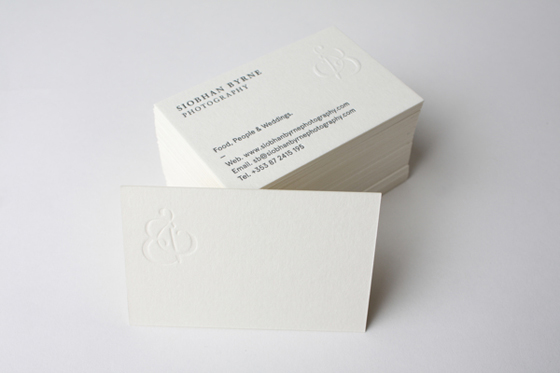 Siobhan Byrne business cards