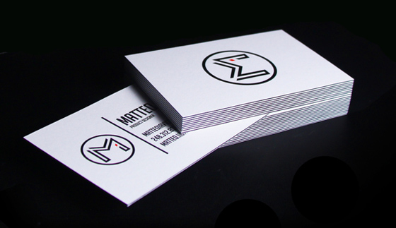 Matteo Iavicoli business cards