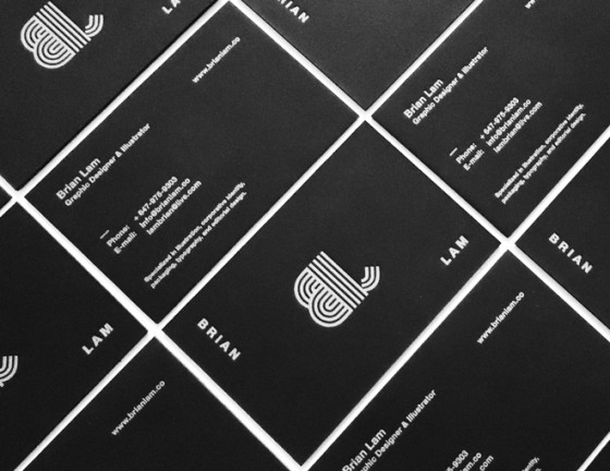 Brian Lam Business Cards