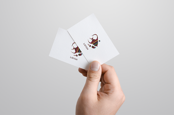 Lafish business cards