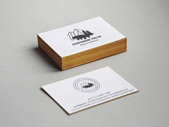Everywhere YouGo business card