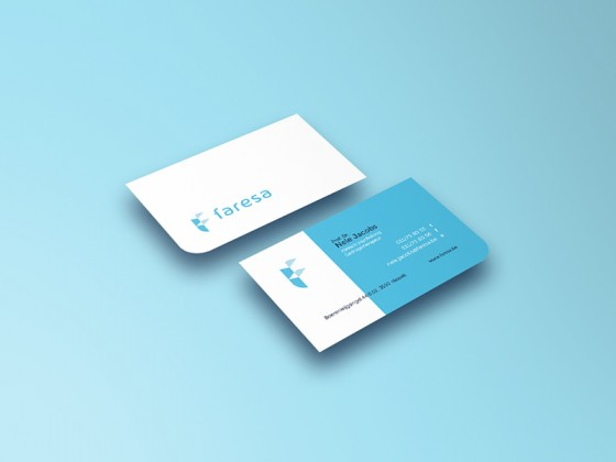 Faresa business card