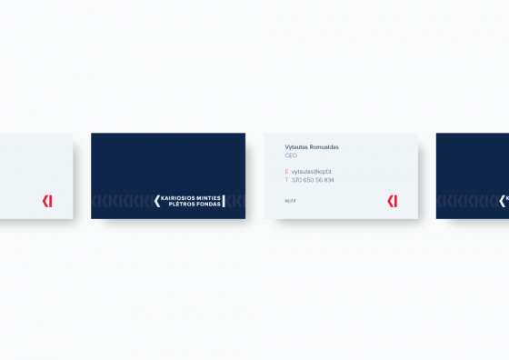 KMPF business card