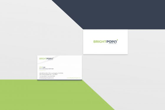 BrightPoint Capital Inc business card