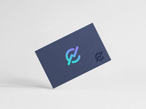 Evolve business card