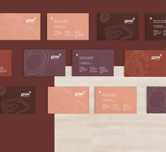 Grau business cards