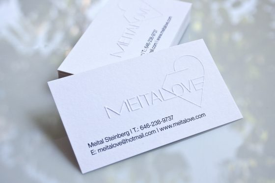Meitalove business card