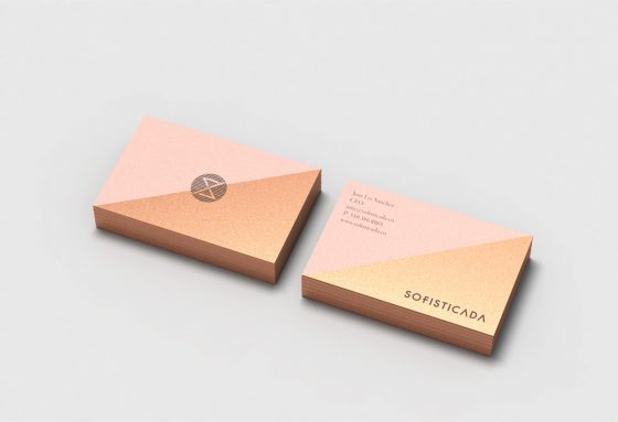 Sofisticada business cards