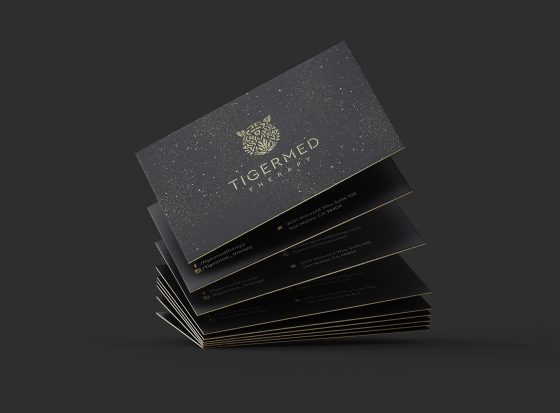 Tigermed Therapy business cards