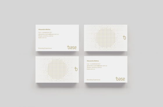 Base business cards