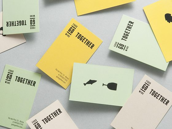 Go Together business cards