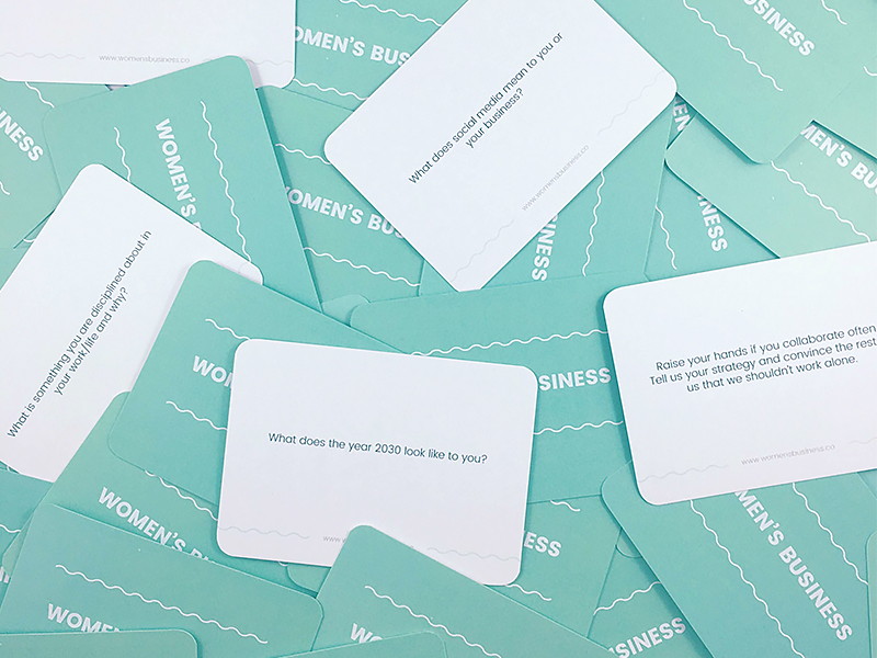 Womens business card inspiration cardfaves colourmoves