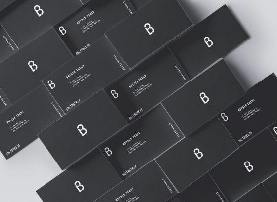 Bultruck business cards