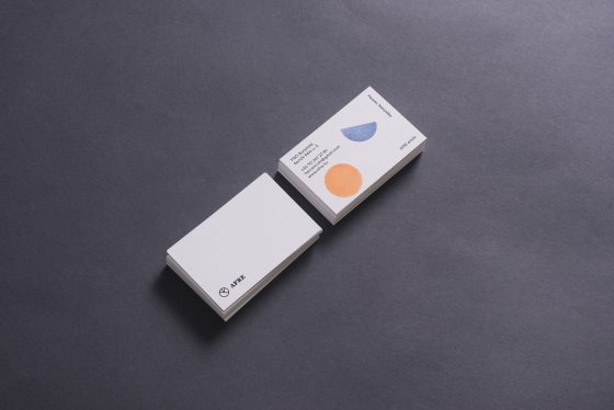AFRE business cards