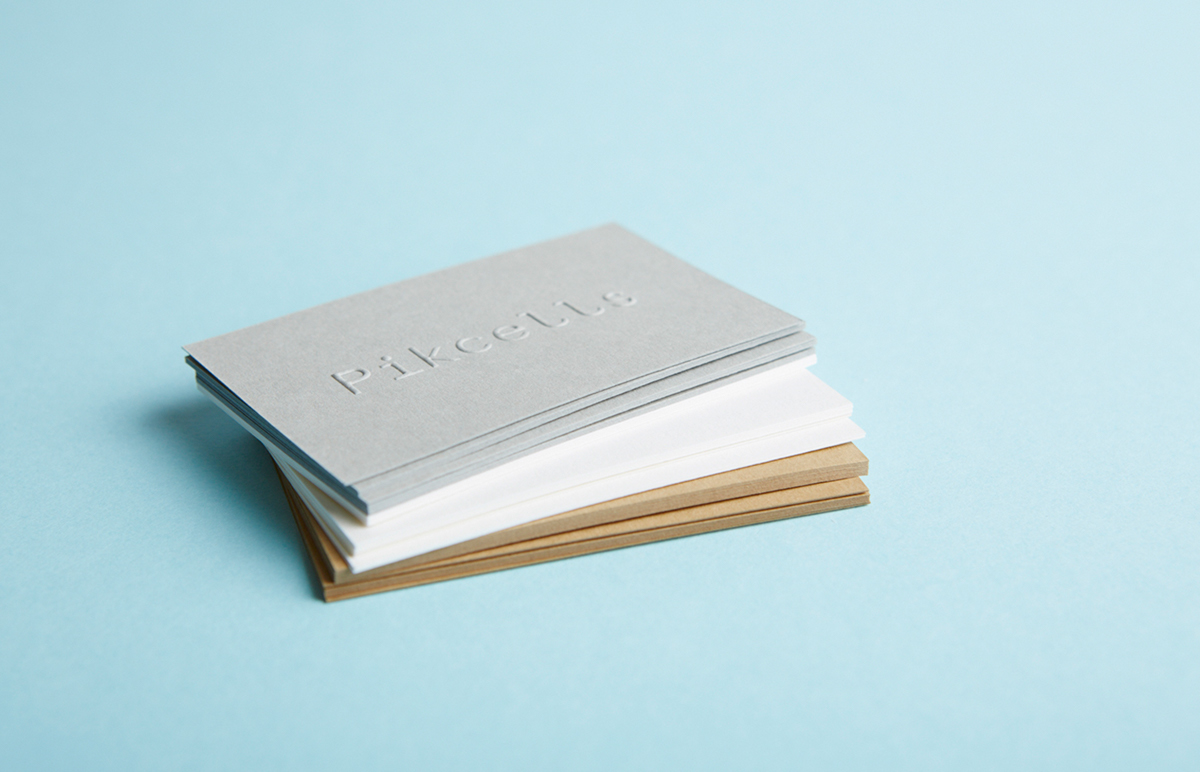 Minimal business cards inspiration - CardFaves
