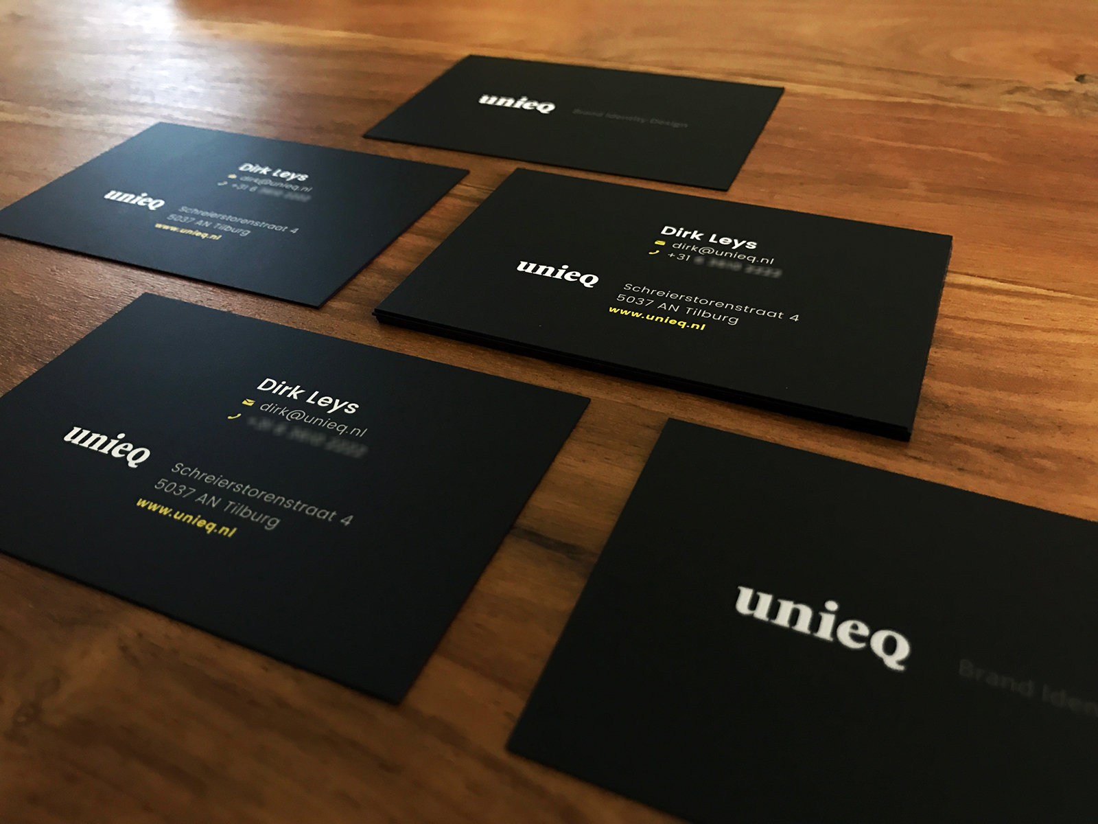 Dutch business cards inspiration CardFaves