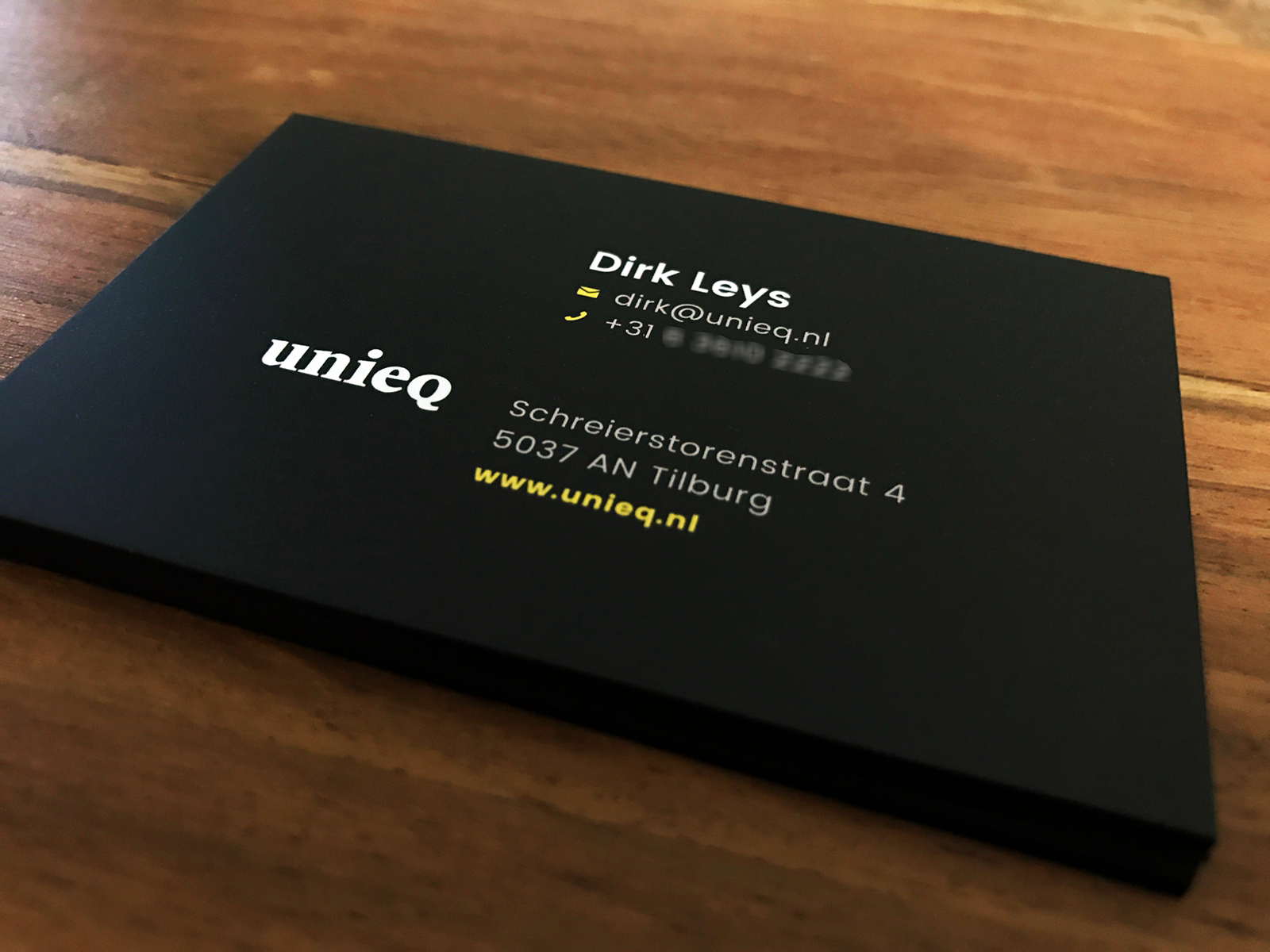new unieq business card inspiration cardfaves