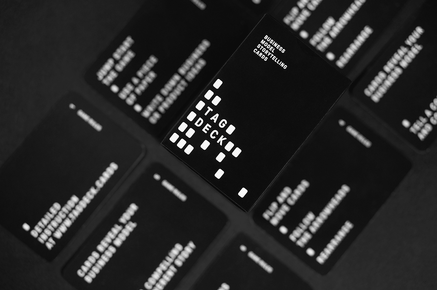 TAGDECK Business Cards