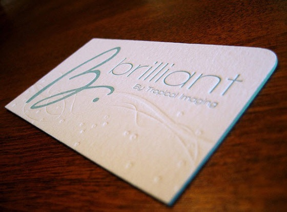 Brilliant business cards - CardFaves
