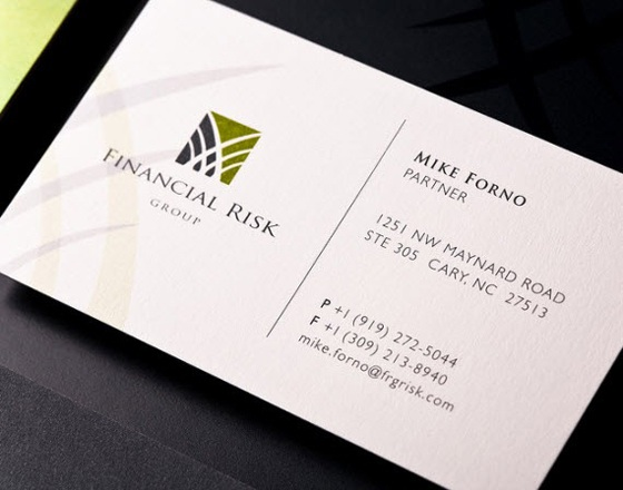 Financial business cards inspiration cardfaves financial business card colourmoves