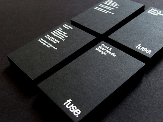 fuse business card - Amazing Business Cards